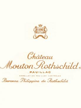 Château Mouton Rothschild 1983 Bottle (75cl)
