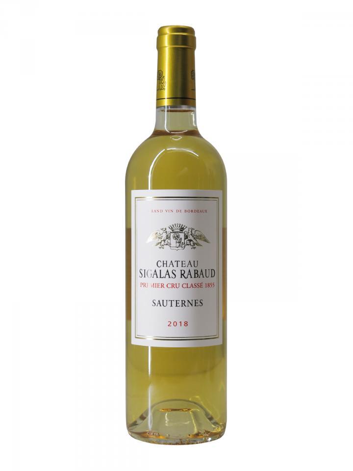 Château Sigalas Rabaud 2018 Bottle (75cl)