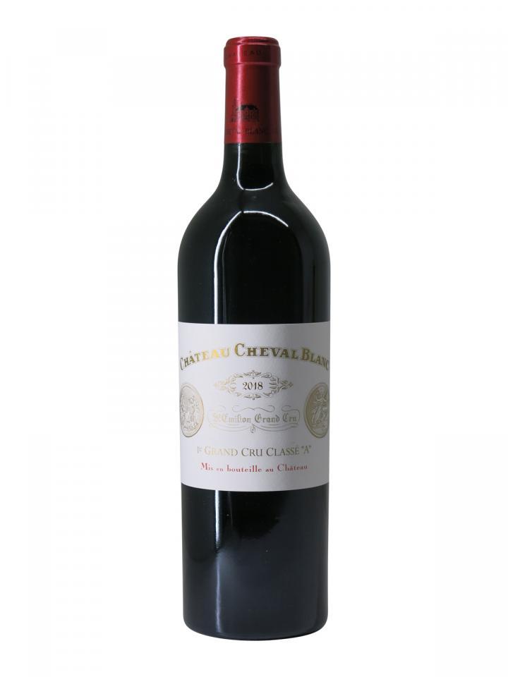 Château Cheval Blanc 2018 Bottle (75cl)