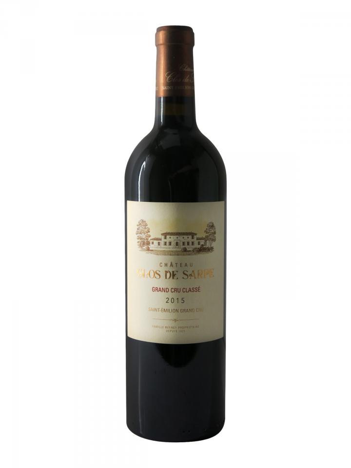 Château Clos de Sarpe 2015 Bottle (75cl)