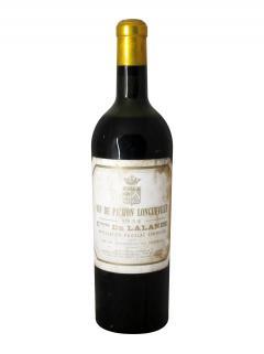 Château Pichon-Longueville Comtesse de Lalande 1934 Bottle (75cl)