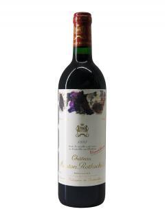 Château Mouton Rothschild 1992 Bottle (75cl)