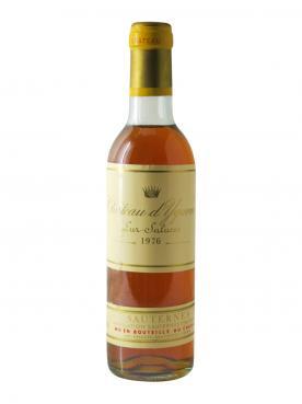 Château d'Yquem 1976 Half bottle (37.5cl)