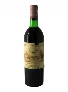 Vieux Château Certan 1976 Bottle (75cl)
