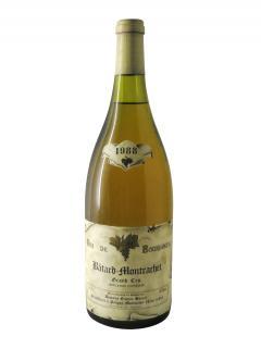 Batard-Montrachet Etienne Sauzet 1988 Magnum (150cl)