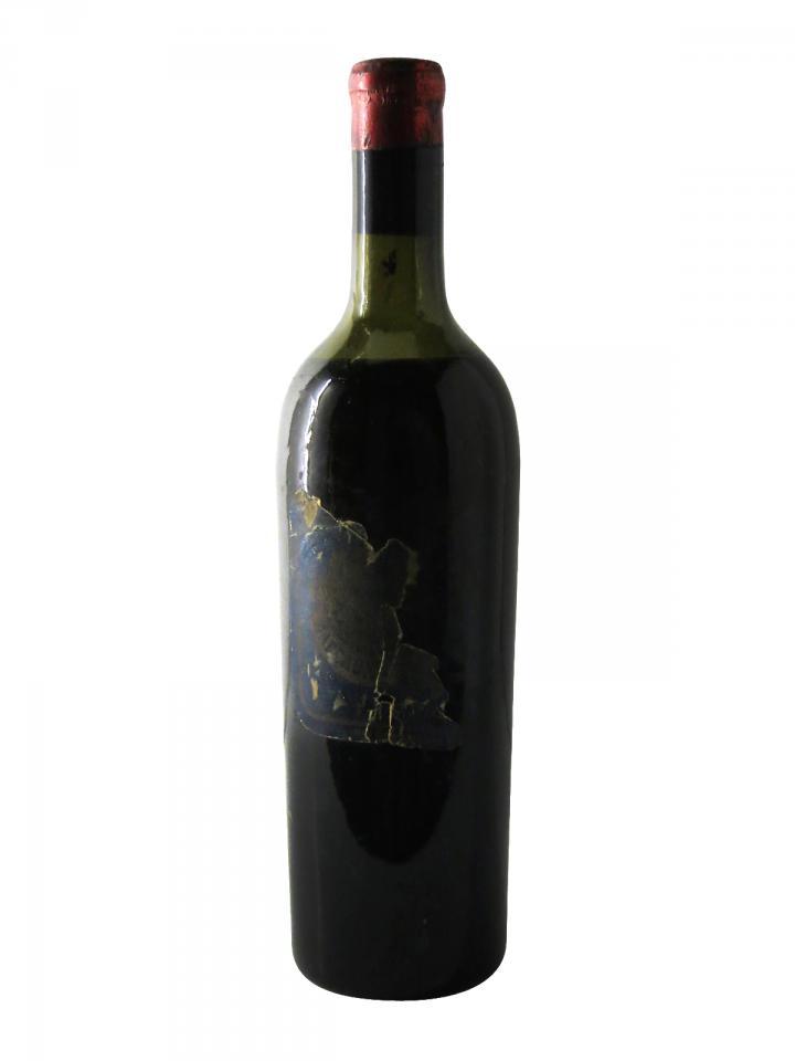 Château Palmer 1923 Bottle (75cl)