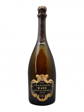 Champagne Piper Heidseick Cuvée Rare Brut 1976 Bottle (75cl)