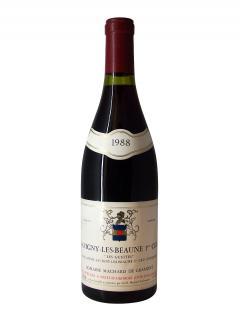 Savigny-lès-Beaune 1er Cru Les Guettes Domaine Machard de Gramont 1988 Bottle (75cl)