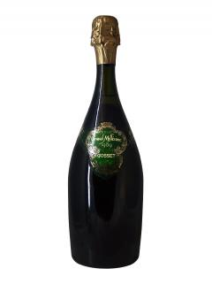 Champagne Gosset Grand Millésime Brut 1989 Bottle (75cl)