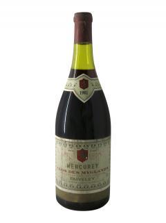 Mercurey Domaine Faiveley Clos des Myglands 1981 Magnum (150cl)
