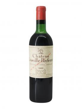 Château Léoville Poyferré 1965 Bottle (75cl)