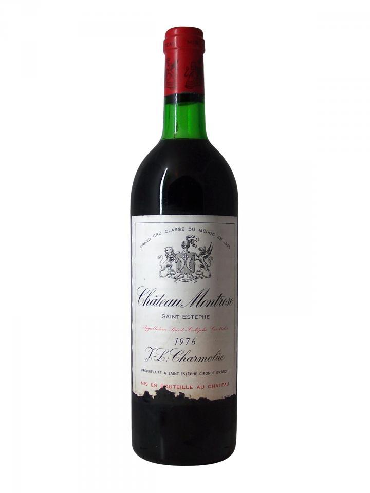 Château Montrose 1976 Bottle (75cl)