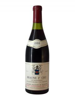 Beaune 1er Cru Les Chouacheux Domaine Machard de Gramont 1988 Bottle (75cl)