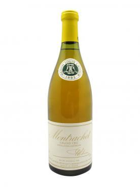 Montrachet Grand Cru Louis Latour 1992 Bottle (75cl)