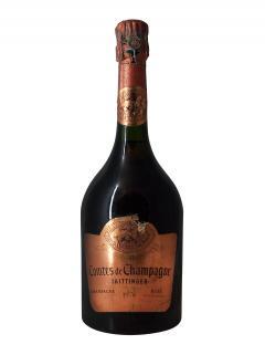 Champagne Taittinger Comtes de Champagne Rosé Brut 1976 Bottle (75cl)