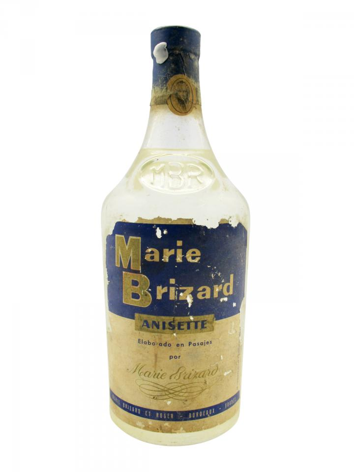 Anisette Marie Brizard Period 1950's Bottle (70cl)