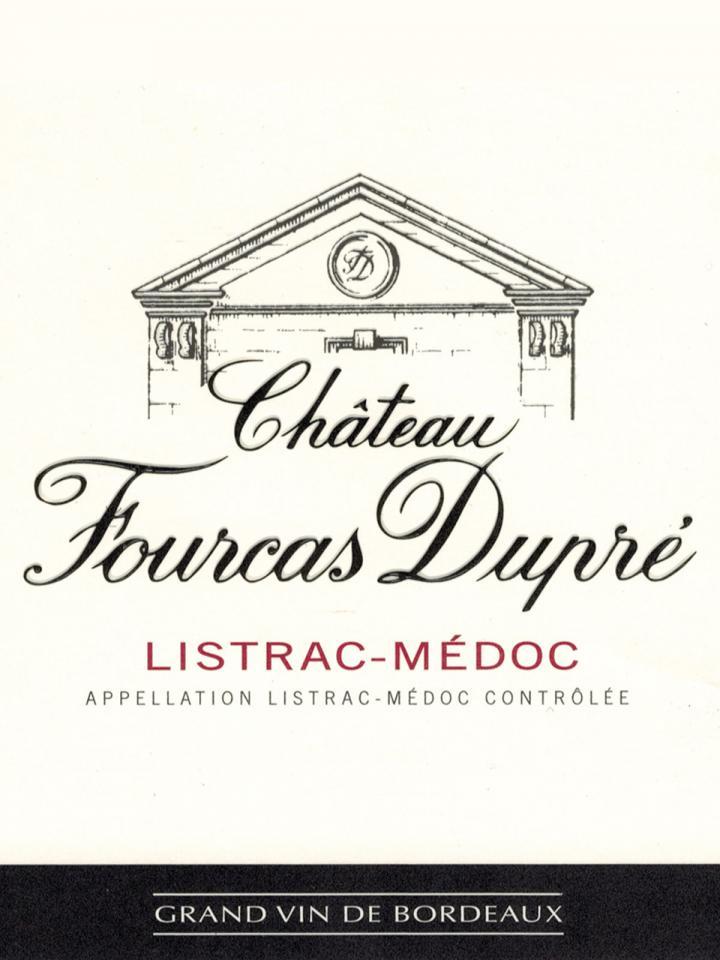 Château Fourcas Dupré 2014 Original wooden case of 6 bottles (6x75cl)