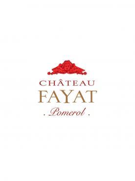 Château Fayat 2014 Original wooden case of 6 bottles (6x75cl)