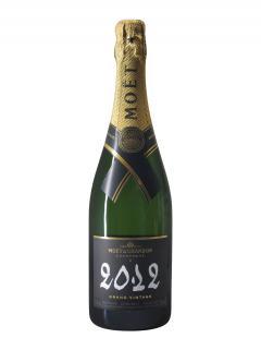 Champagne Moët & Chandon Grand Vintage Brut 2012 Coffret d'une bouteille (75cl)