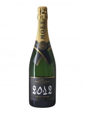 Champagne Moët & Chandon Grand Vintage Brut 2012 Box of one bottle (75cl)
