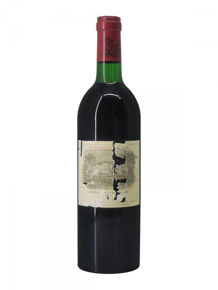 Château Lafite Rothschild 1982 Bottle (75cl)