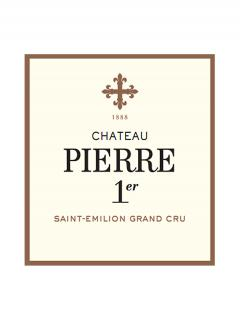 Château Pierre Ier 2014 Original wooden case of 12 bottles (12x75cl)