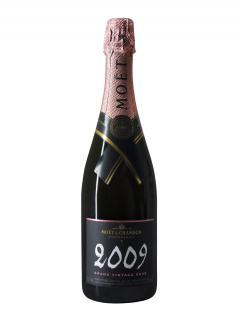 Champagne Moët & Chandon Grand Vintage Rosé Brut 2009 Bottle (75cl)
