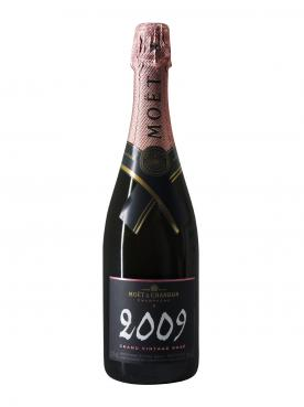 Champagne Moët & Chandon Grand Vintage Rosé Brut 2009 Bottle (75cl)