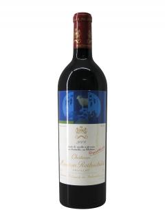 Château Mouton Rothschild 2008 Bottle (75cl)