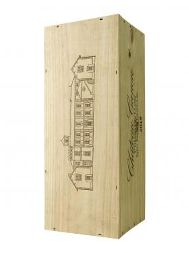 Château Canon 2015 Original wooden case of one double magnum (1x300cl)