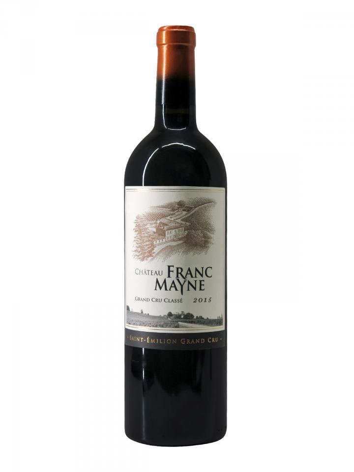 Château Franc Mayne 2015 Bottle (75cl)