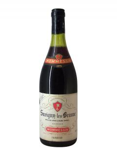 Savigny-lès-Beaune Mommessin 1979 Bottle (75cl)