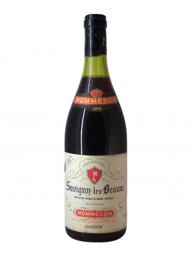 Savigny-lès-Beaune Mommessin 1979 Bottle (75cl)