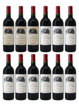 Château l'Evangile 1998 Original wooden case of 12 bottles (12x75cl)