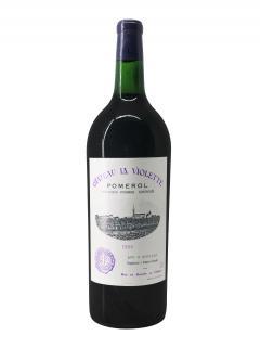 Château La Violette 1966 Magnum (150cl)
