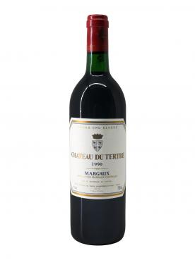 Château du Tertre 1990 Original wooden case of 6 bottles (6x75cl)