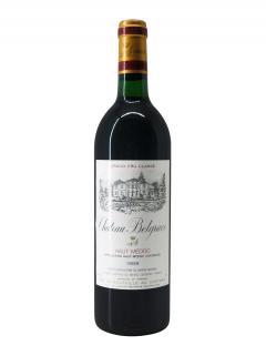 Château Belgrave 1988 Original wooden case of 12 bottles (12x75cl)