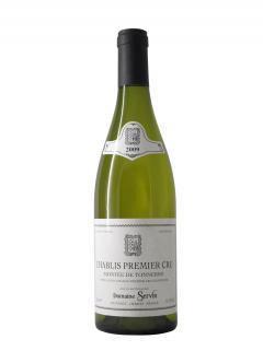 Chablis 1er Cru Montée de Tonnerre Domaine Servin 2009 Bottle (75cl)
