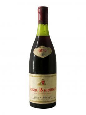 Vosne-Romanée Julien Bellus 1976 Bottle (75cl)