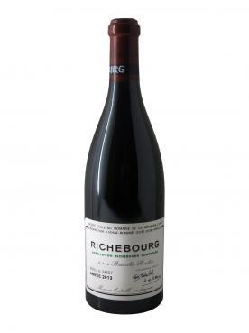 Richebourg Grand Cru Domaine de la Romanée-Conti 2013 Bottle (75cl)