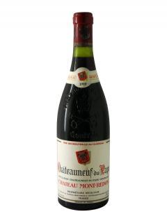 Chateauneuf-du-Pape Château Mont-Redon 1989 Bottle (75cl)