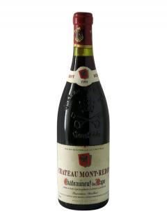 Chateauneuf-du-Pape Château Mont-Redon 1990 Bottle (75cl)