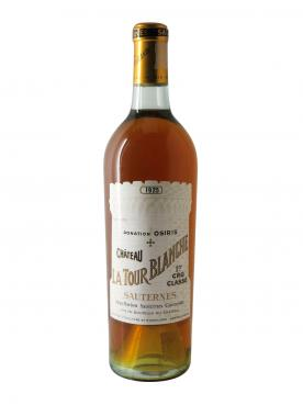 Château La Tour Blanche 1925 Bottle (75cl)