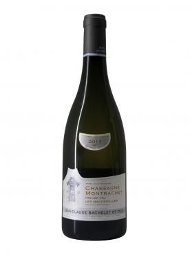 Chassagne-Montrachet 1er Cru Les Macherelles Jean-Claude Bachelet et Fils 2015 Bottle (75cl)