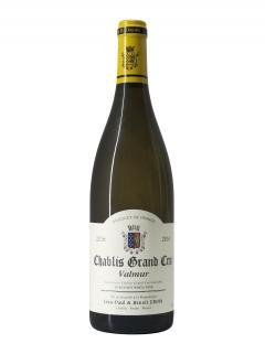 Chablis Grand Cru Valmur Jean-Paul & Benoît Droin 2016 Bottle (75cl)