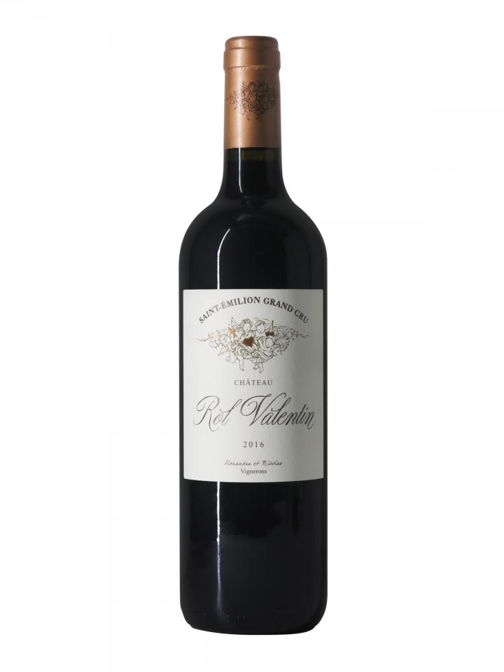 Château Rol Valentin 2016 Original wooden case of 12 bottles (12x75cl)