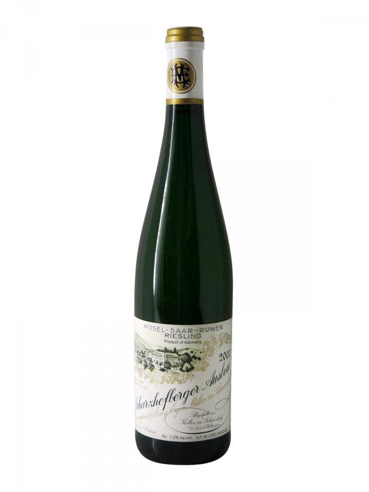 Egon Muller Scharzhofberger Auslese 2007 Bottle (75cl)