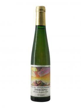 Gewürztraminer Grand Cru Zinnkoepfle Sélection de Grains Nobles Seppi Landmann 1988 Half bottle (37.5cl)