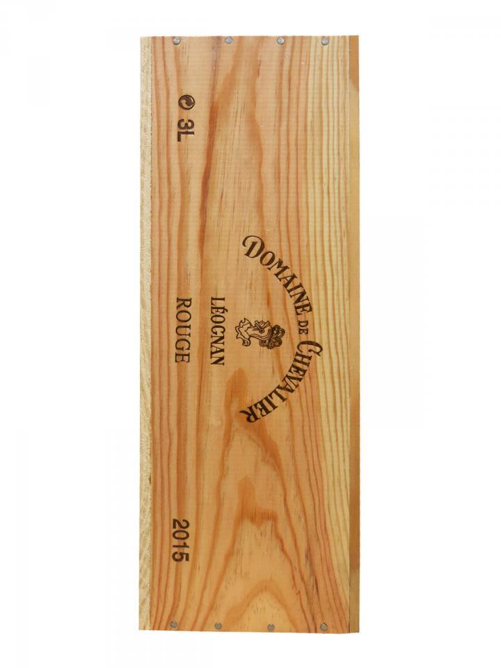 Domaine de Chevalier 2015 Original wooden case of one double magnum (1x300cl)