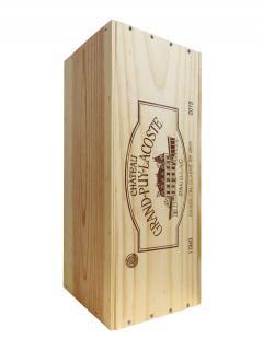 Château Grand-Puy-Lacoste 2015 Original wooden case of one double magnum (1x300cl)
